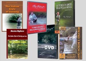 DVD Magliocco pesca a mosca