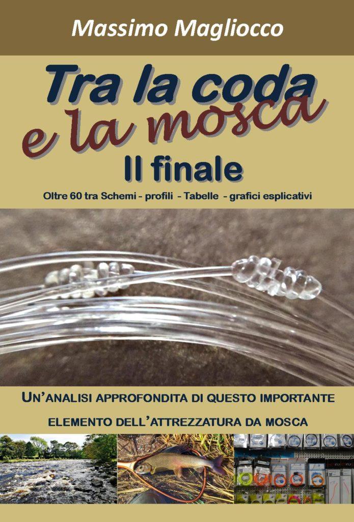 Nuovo Libro di pesca a mosca scritto da Massimo Magliocco